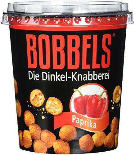 Preisvergleich Produktbild Bio Knabber-Bobbels Paprika, 5er Pack (5 x 100 g)