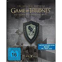 Game of Thrones - Staffel 4 - Steelbook
