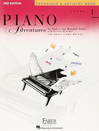 Piano Adventures: Technique and Artistry Book Level 1 PDF Books
