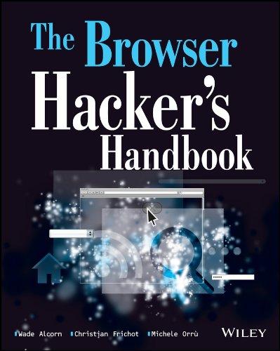 The Browser Hacker's Handbook por Wade Alcorn