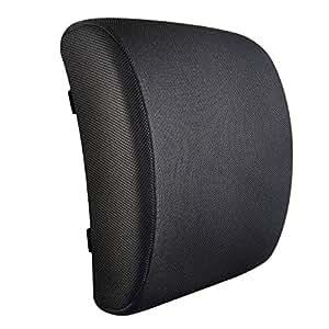 lordosenst tze kissen von jaido 100 memory foam kissen ergonomische r ckenst tze. Black Bedroom Furniture Sets. Home Design Ideas