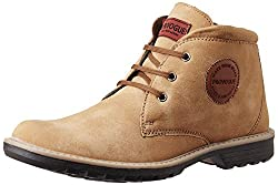 Provogue Mens Tan Boots - 10 UK