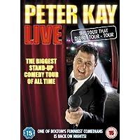 Peter Kay Live - The Tour That Didn't Tour Tour