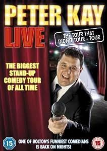 Peter Kay Live - The Tour That Didn't Tour Tour [DVD] (2011)