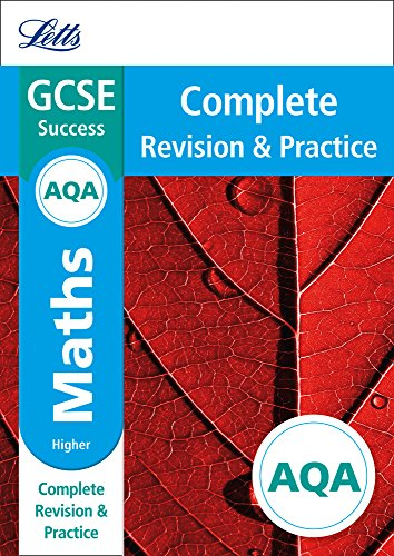 AQA GCSE Maths Higher Complete Revision & Practice (Letts GCSE 9-1 Revision Success)