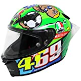AGV Pista GP R Mugello 2017 Valentino Rossi Limited Edition Helm L (60/61)