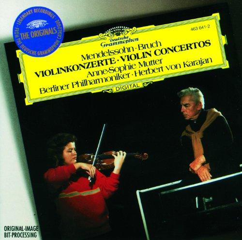 Mendelssohn / Bruch: Violin Co...