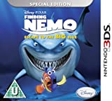 Cheapest Finding Nemo Escape To The Big Blue (Nintendo 3DS) on Nintendo 3DS