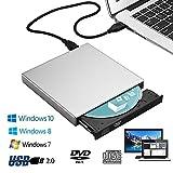USB External CD DVD Drive DVD Rom CD Burner Writer Rewriter...