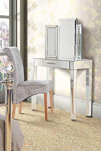 My-Furniture Luxurioes verspiegelte Konsole ZOE