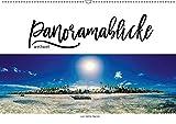 Panoramablicke weltweit (Wandkalender 2019 DIN A2 quer): XXL Panorama-Fotografien weltweit (Monatskalender, 14 Seiten ) (CALVENDO Orte)