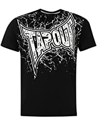 Homme Tapout Core Logo T pour homme Coton