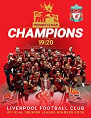 Champions: Liverpool FC: Premier League Winners 19/20