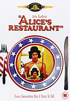 Alice's Restaurant (EU-Import mit deutschem Originalton)