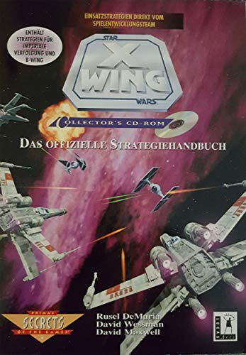 X-Wing Collector's CD-ROM: The Official Strategy Guide (German Language Edition) - Xwing-video-spiel