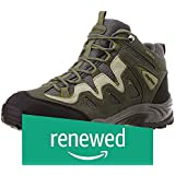 (Renewed) Kingcamp Stanley Shoes, Size 42 (Green)
