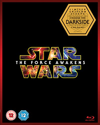 Bild von Star Wars The Force Awakens [Blu-ray] [UK Import]