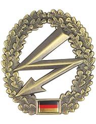 BW Barettabzeichen, Fernmelder, Metall
