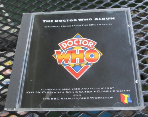 The Doctor Who Album - original Music from the BBC TV Series (Doctor Who-album)