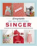 L'encyclopédie de la couture Singer