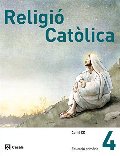 Religió Catòlica 4 Primària - 9788421849651