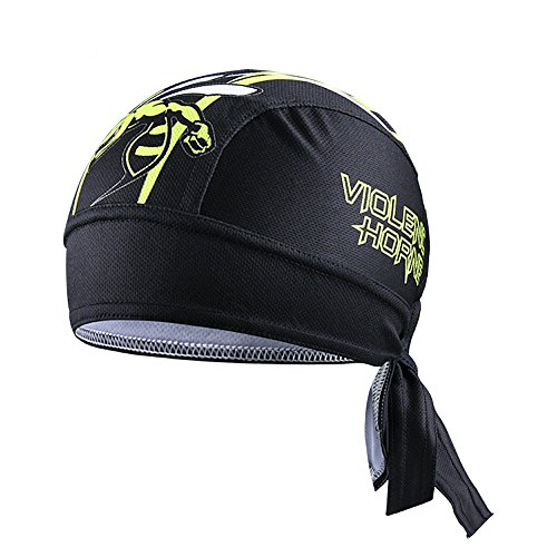 ShopINess Gorro Bandana para Ciclismo y Deportes Outdoor Violence Hornet