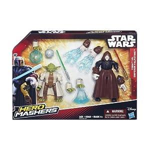 Hasbro B3827EU4 - Star Wars Hero Mashers Battle Packs, ( Model Assorted)