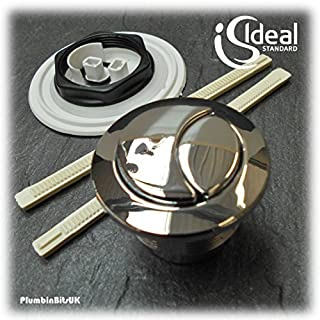 Ideal Standard Armitage Shanks EV344AA Chrome Push Button