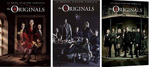 best service 82c9e f0273 THE ORIGINALS - STAGIONI 1,2,3 (15 DVD) - COFANETTI SINGOLI