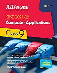 CBSE All In One Computer Application Class 9 for 2022 Exam