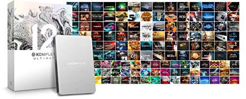 Native Instruments Produktionsstation Software Ult. CE Upgrade - Komplete Ultimate 8-11