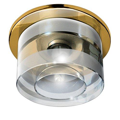 gumarcris-2041or-foco-empotrable-con-tulipa-de-cristal-transparente-con-acabado-mate-color-oro