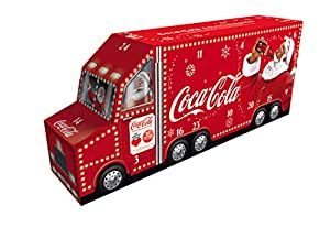 Coca-Cola - Adventskalender - DPG 3,5l inkl. Pfand: Amazon