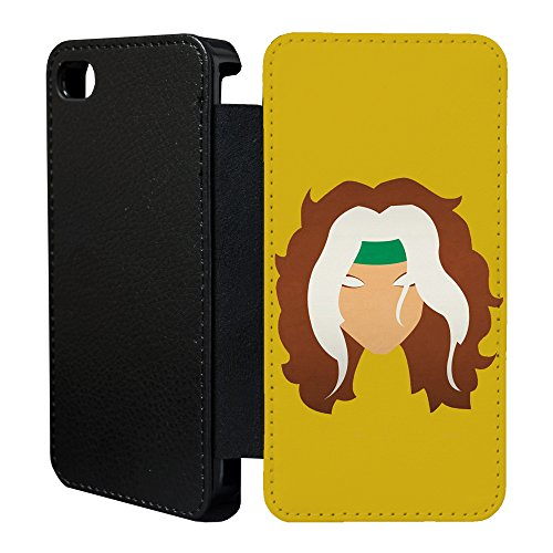 dc-marvel-superhero-comic-minimal-flip-wallet-cover-case-for-apple-iphone-5c-rogue-g1079