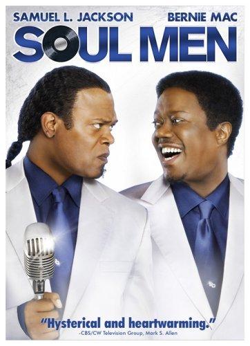 Soul Men by Samuel L. Jackson - Dvd Men Soul