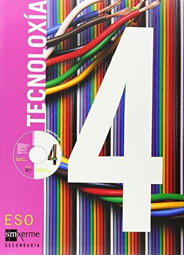 Portada del libro Tecnoloxía. 4 ESO - 9788498540925