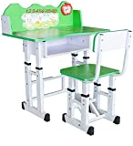 Best Toddler Table - TruGood Study Table and Chair Learning Activity Set Review