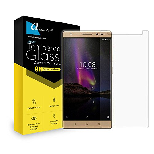 ascension 9H Hard 2.5D Ultra Clear Tempered Glass Gorilla Screen...