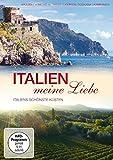 Italien, meine Liebe - Italiens schönste Küsten [2 DVDs]