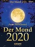 Der Mond 2020 Tagesabreißkalender - Anna Mühlbauer