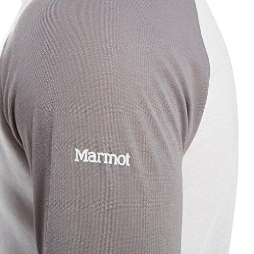 Marmot Herren Langarmshirt Silver/Cinder