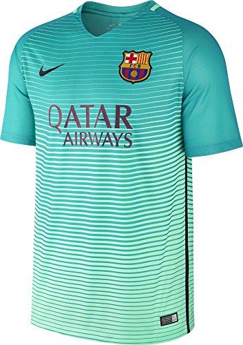 Nike Fcb M Nk Dry Stad Jsy Ss 3R Camiseta Línea...