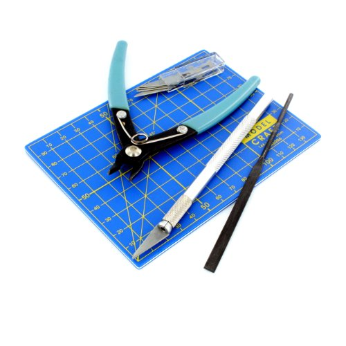 modelcraft-9-piece-plastic-modelling-tool-set