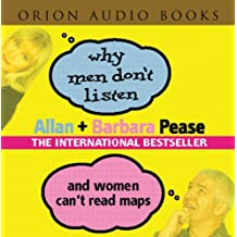Why Men Don't Listen And Women Can't Read Maps (CD)