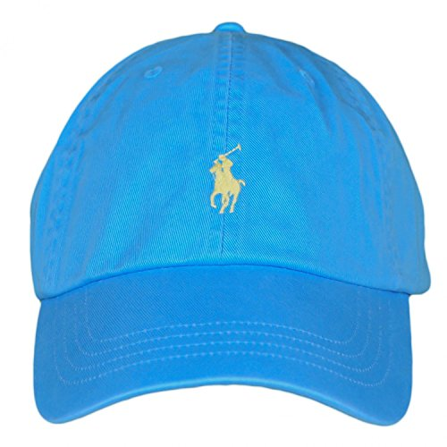 Ralph Lauren Herren Blouson Baseball Cap Gr. One Size, Blau