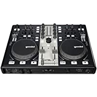 Gemini CNTRL-7 USB MIDI Controller DJ avec carte son