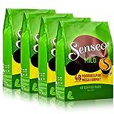 Senseo Kaffeepads Mild Roast, Feiner und Samtweicher Geschmack, Kaffee, neues Design, 4er Pack, 4 x 48 Pads