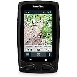 TwoNav Horizon (Negro) - GPS Full Connect para Senderismo (Incluye Mapa topográfico)