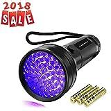 Vansky® UV Schwarzlicht Taschenlampe mit 51 LEDs