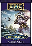 Epic Card Game: Uprising - Velden's Wrath - English
